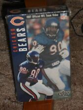 CHICAGO BEARS 1997 OFFICIAL TEAM VIDEO NEW SEALED