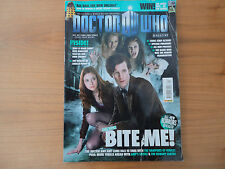 Doctor Who Magazine. Issue# 421.Bite Me. May 2010