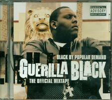 Guerrilla Black - Black By Popular Demand The Official Mixtape Cd Perfetto