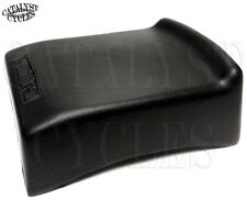 "Phantom Pillion Pad 9"" x 5.5"" Suction Cup Seat for Rear Passenger Seat Pad"