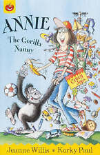 Crazy Jobs: Annie The Gorilla Nanny, Willis, Jeanne, New Book