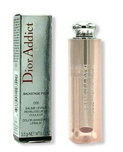 DIOR Addict Lip Glow Color Awakening LipBalm 005 LILAC 3.5g/.12oz New in Box