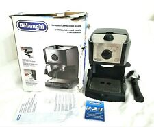 DELONGHI EC155 15 Bar Espresso Cappuccino Coffee Maker Machine