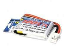 Carson 500608188 - Micro Bike Battery 3,7V/120Mah Lipo-Akku - Neu