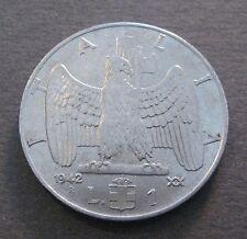 1942 R Yr. XX  Italy Lira - * No Reserve * - (S999)