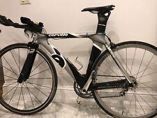 2008 Cervello P2C 51cm Women & Complete CycleOps PowerTap SL 2.4 System