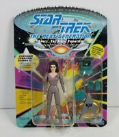 Star Trek The Next Generation Lieutenant Commander Deanna Troi 1992 Playmates