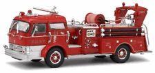 Code 3 FDNY Mack C Engine #31 Chief Cassano Fire Truck 1/64 NIB +