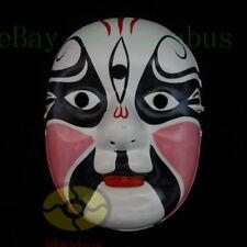 Masquerade Paper Pulp Hand Painted Peking Beijing Opera Mask name - Ma TianJun