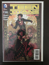 Teen Titans 2014 #28 Steampunk Variant DC Comic Book Incentive 1:25 2011