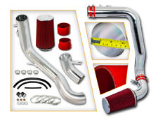 BCP RED 2008-2012 Honda Accord and CrossTour 3.5L V6 Cold Air Intake Kit+ Filter
