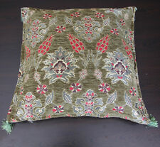 Pillow Turkish Pillow Gobelin Fabric Made Pillow 17.3″X17.3″(85)