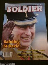 April British Army Military & War Magazines