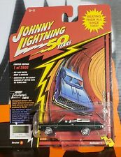 2019 JOHNNY LIGHTNING 50 YEARS ** 1969 CHEVY IMPALA CONVERTIBLE ** #3 GREEN
