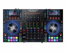 Denon MCX8000 mint DJ Controller w/Built in 4-Channel Mixer & Serato DJ Software