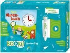 BOOKii Starterset Uhrenbuch Buch + Hörstift [Tessloff Verlag]