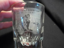 2004 Kentucky Derby Etched 2oz Whiskey Shot Glass by Dillard's Department Store