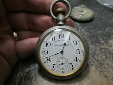 hampden NONRunning Pocket Watch 17Jewels SWING OUT