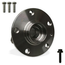 For Seat Altea XL 2004-2015 1x Front Hub Wheel Bearing Kit 3 Bolts Left Right