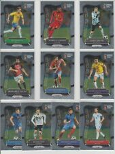 2018 Prizm World Cup Scorers Club SET (30) Messi Cristiano Ronaldo Neymar Ozil