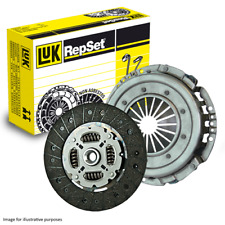 Ford Focus MK2 2.0 TDCI  - LUK Clutch Kit - OE Quality - pics of actual clutch