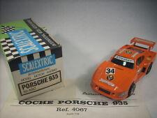 "Porsche 935 ""Jagermeifter"" Scalextric - Exin Ref. 4067"