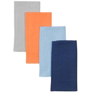 Gerber Cloth Diaper/Burp Cloth 4 Pack - Prefold Birdseye Material