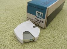 NOS 1964-72 Chevy Pontiac Olds Buick Protect 0 Plate Embossing Tape GM # 3865901