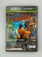Banjo-Kazooie: Nuts & Bolts / Viva Pinata - Xbox 360 Game - Complete & Tested