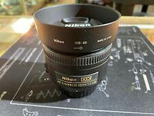 Nikon Nikkor AF-S DX 35 mm f/1.8G Lens ***FREE SHIPPING***