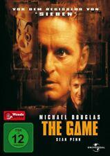 DVD THE GAME # v. David Fincher, Michael Douglas, Sean Penn ++NEU