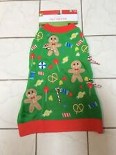 New listing Nwt Christmas Pet Costume ugly sweater size medium
