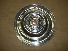 "1951 51 Dodge Hubcap Rim Wheel Cover Hub Cap 15"" OEM USED"