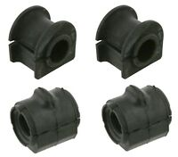 4 x anti roll bar bushes front & rear Fits  MONDEO Mk 3 all models 2000-2009