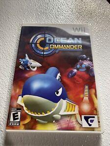 Ocean Commander - Nintendo Wii Valcon Video Game Used - Very Good