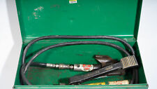 Greenlee Hydraulic Cable Bender With 1725 Foot Pump