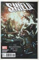 S.H.I.E.L.D. #1 (Aug 2011, Marvel) [SHIELD] Jonathan Hickman, Dustin Weaver Q