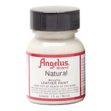 Angelus Leather Paint 1 Oz Natural