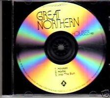 (291G) Great Northern, Houses - DJ CD