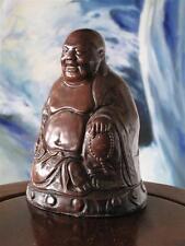Vintage Chinese Buddha  …Looks like brown Wood