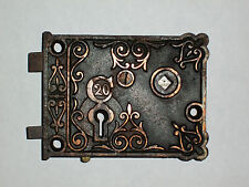 Antique C20 Rim Lock 1800's