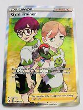 New listing Gym Trainer 068/072 Pokemon TCG Shining Fates Ultra Rare Full Art Trainer Mint