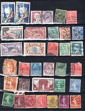 Vintage France French Republic Post Stamps Rare and scarce Artifacts Collectible