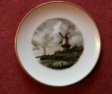 RARE Vintage  ROYAL DOULTON Fine hotel china Windmill Plate
