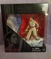 Star Wars 2015 The Force Awakens Black Series Rey Starkiller Base Disney Hasbro