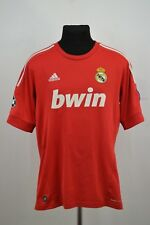 RARE Real Madrid third football shirt 2011 - 2012 Taille L JERSEY SOCCER Adidas