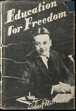 1951 Education for Freedom - Personal Copy of JOHN KENNEDY TOOLE Confederacy