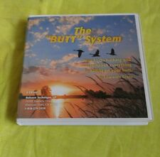 THE BUTT SYSTEM HOW TODO NOTHING AND ACCOMPLISH EVERYTHING TECHNIQUE 5 CD SET