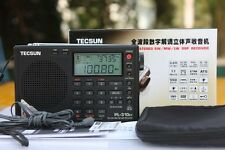 TECSUN Radio PL310ET,FM/MW(AM)/LW/SW PLL DSP World Band Portable Radio with ETM
