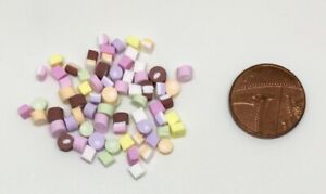 Dolls House Miniature Dolly Mixtures (DD086) Additional Items P&P FREE